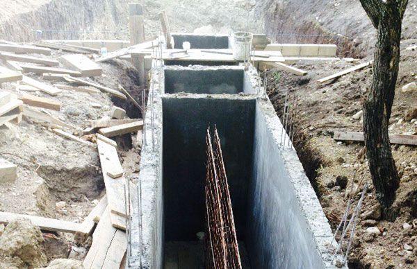 Construcción de planta de tratamiento