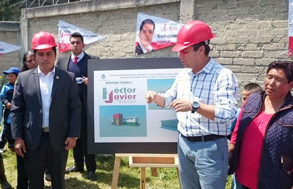 Con obras y servicios, Antorcha impulsa el desarrollo de Nicolás Romero