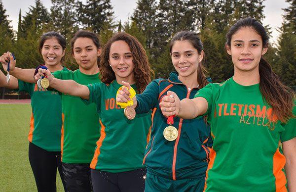 UDLAP conquista medallas en Tecomatlán