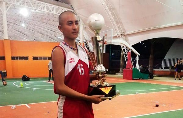 Llagaron a las finales en basquetbol atletas de Ecatepec en Espartaqueada Deportiva