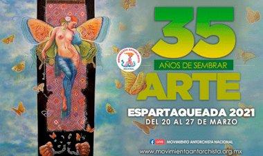 ¡Gran participación del Regional Centro Sur en Espartaqueada Cultural!