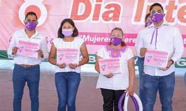Chimalhuacán, un Gobierno de participación igualitaria: Tolentino Román