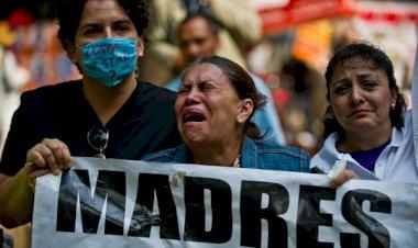 REPORTAJE I Madres de desaparecidos, abandonadas a su suerte