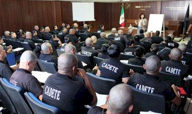 CCP Chimalhuacán evalúa y capacita a los nuevos Policías Municipales