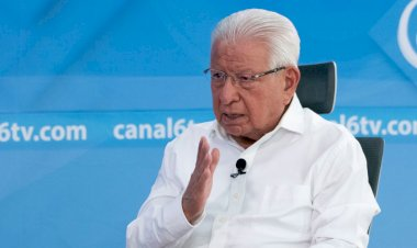 ENTREVISTA   Morena y AMLO han fallado, voto masivoy contundente debe sacarlos del poder