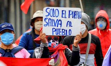 El verdadero cambio en favor del pueblo trabajador solo puede hacerlo el pueblo unido y organizado