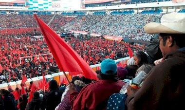 Mexicanos unidos por una sociedad nueva
