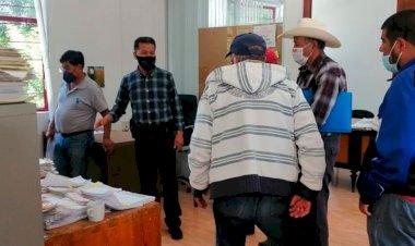 Campesinos de Tlaxcala demandan apoyo por cultivos siniestrados