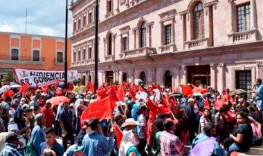 Antorcha prepara manifestación en Saltillo