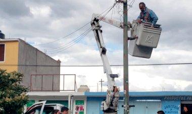 Ante inundaciones, escobas en lugar de desazolve: solución de Ayuntamiento de Texcoco