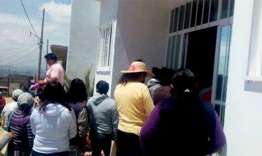 Se reactivan farmacias comunitarias en Ixtapaluca