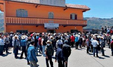 Ciudadanos van contra cacicazgo en Coyomeapan, no Antorcha