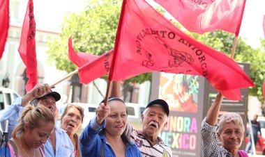 Anuncian antorchistas protesta contra gobierno de Sonora