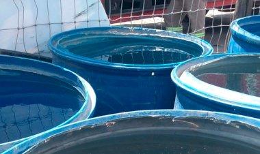 Para El Triunfito reanudan servicio de pipas de agua