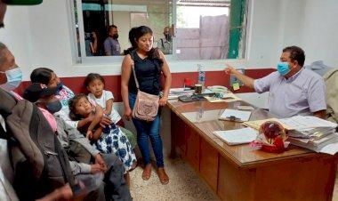 Con el pueblo no se juega, dicen antorchistas al alcalde de Olinalá