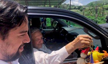 AMLO en Guerrero, gira de un dirigente partidista