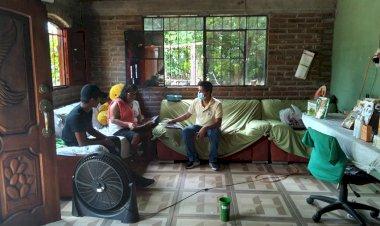Activistas buscan nuevos miembros para Antorcha