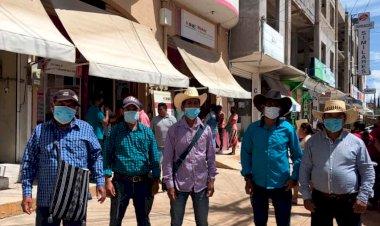 Busca pueblo de Zapotitlán Tablas su registro ante el INE