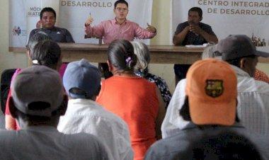 Piden renovar la red de agua potable en Maya Balam