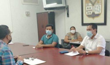 Antorchistas dan seguimiento a pendientes del Ayuntamiento de Hermosillo
