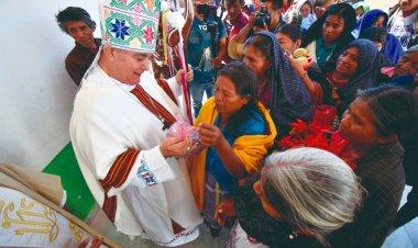 ENTREVISTA   AMLO debe evitar que el crimen gobierne Guerrero: Obispo Salvador Rangel