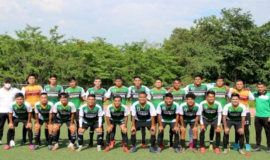 Destacan en Torneo Estatal de Chiapas selectivos de fútbol del IDSDM