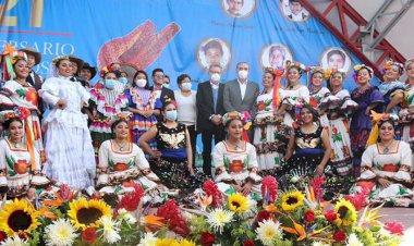21 aniversario luctuoso de los Mártires de Chimalhuacán