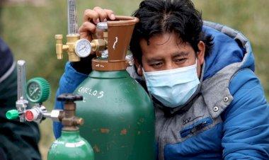 CRÓNICA | Oxígeno, el mercado de la muerte