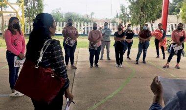 Habitantes de Vicente Guerrero planean soluciones a demandas sociales