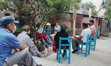 Campesinos de Tlaxcala, firmes en la lucha por sus derechos