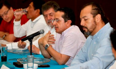 Anuncian lucha ciudadana contra el gobernador por incumplir promesas