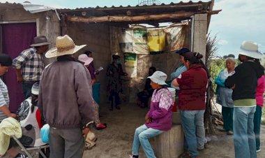 Campesinos de Tlaxcala revisan demandas sociales