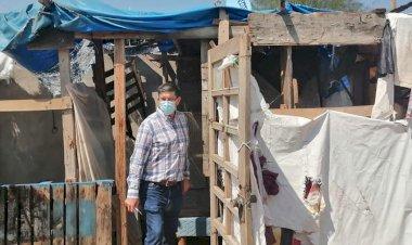 Huracán Olaf deteriora hogares de Baja California Sur