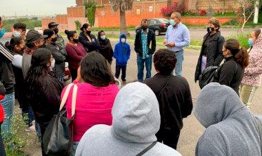 Habitantes de San José El Alto, solicitan certeza jurídica de sus predios