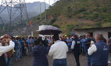 Autoridades de Querétaro formalizan compromisos con campesinos de Cadereyta