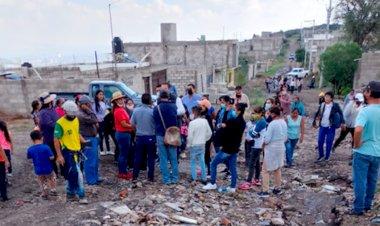 Autoridades municipales de Corregidora recorren comunidades con Antorcha