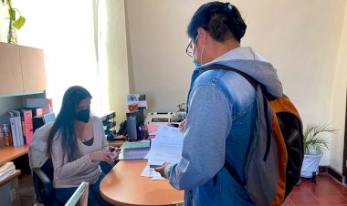 Solicitan estudiantes permiso para kermes