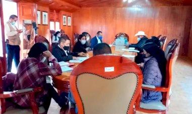 Regidora antorchista preside comisiones de educación y género enPinal de Amoles