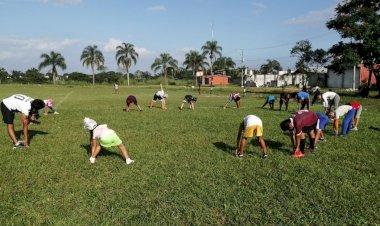 Niños de colonias populares contarán con clubes deportivos de Antorcha