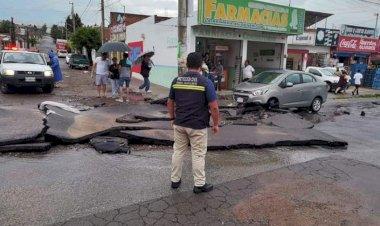 Desgaste de los servicios en colonias de Aguascalientes