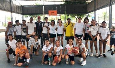 Destacan en baloncesto equipos del puerto de Veracruz