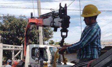 Colonos de Valle Hermoso logran ampliación de red eléctrica