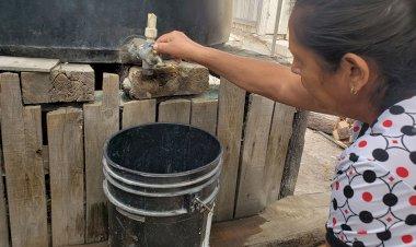 Familias de Chihuahua carecen de agua
