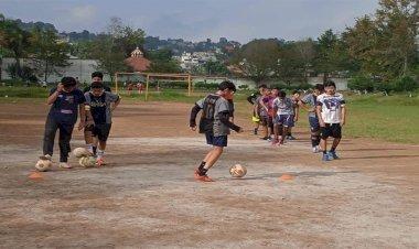 Inician entrenamientos de clubes deportivos en Xalapa