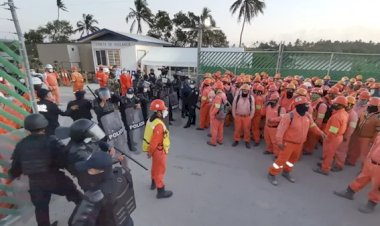 Ha llegado la hora de la clase obrera mexicana