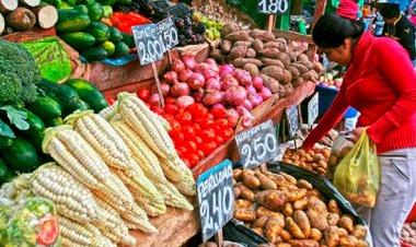 La canasta básica de alimentos, inalcanzable para los mexicanos