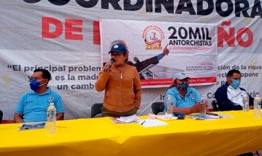 Llevan a cabo coordinadora de plenos en Ecatepec