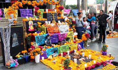 Antorcha convoca a concurso de ofrendas: #Chimalestradición