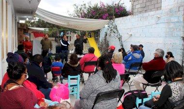 Antorcha une y organiza a los colonos de Francisco I. Madero