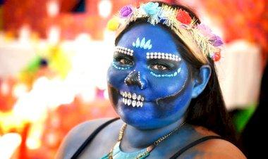 Anuncia Antorcha concurso de catrinas en IESIZ de San Pedro